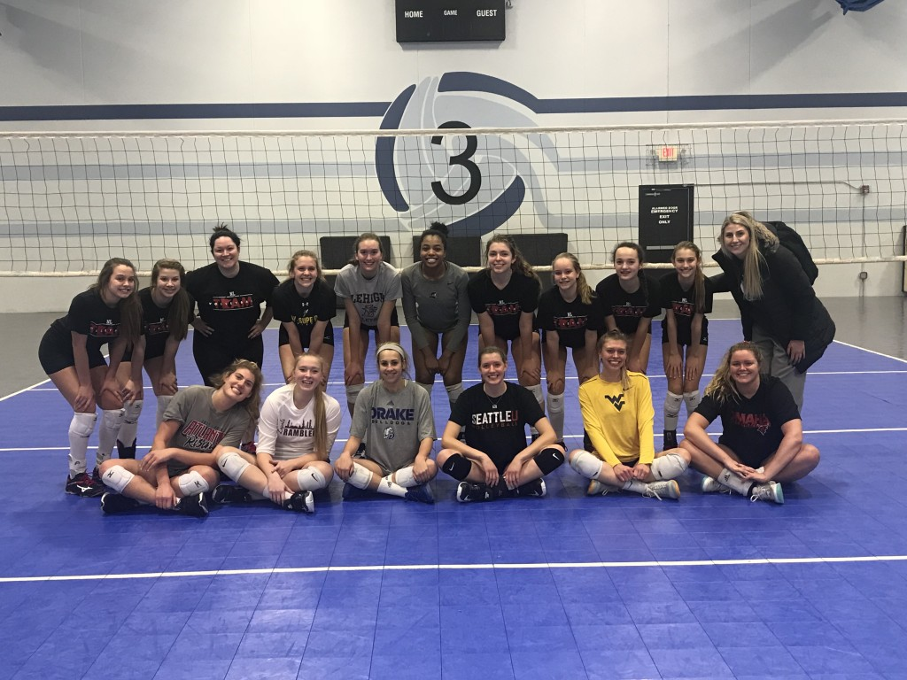 2017 Alumni Open Gym