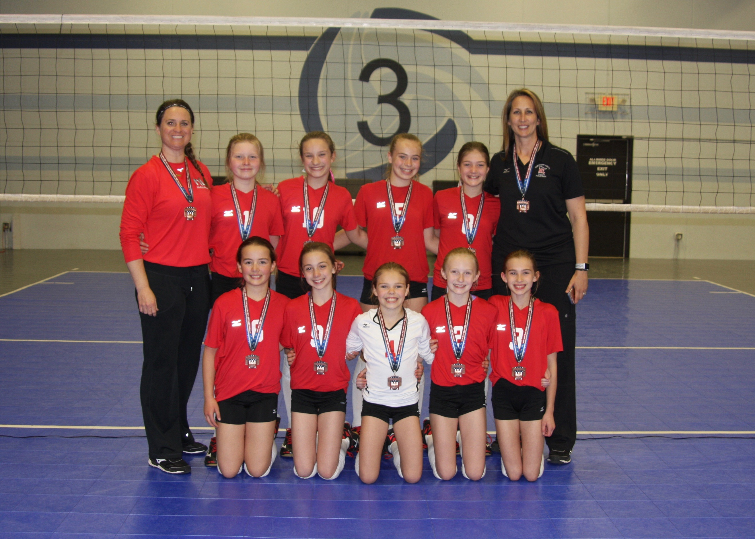 12 S Cup Northern Lights Junior Volleyball