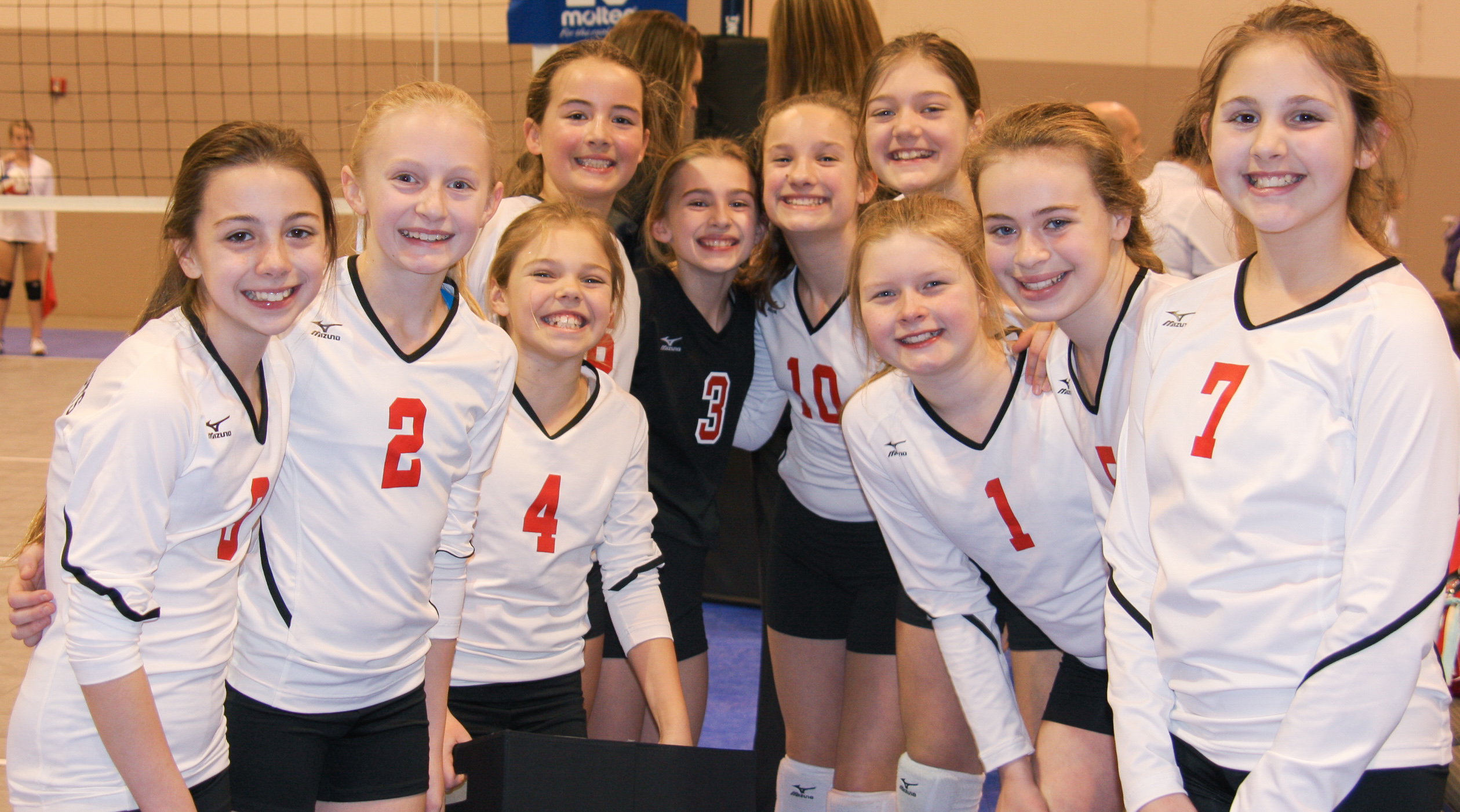 Youth Winter League 2020 Northern Lights Junior Volleyball