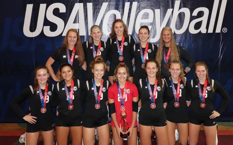 2019 Season History - Northern Lights Junior Volleyball