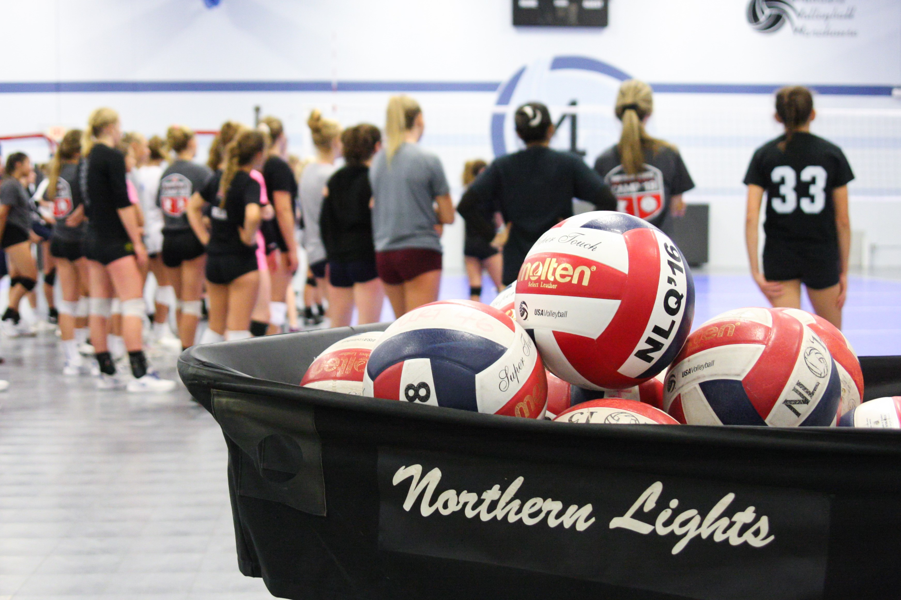 Spring Middle School Clinic Grades 7 8 2020 Northern Lights Junior Volleyball